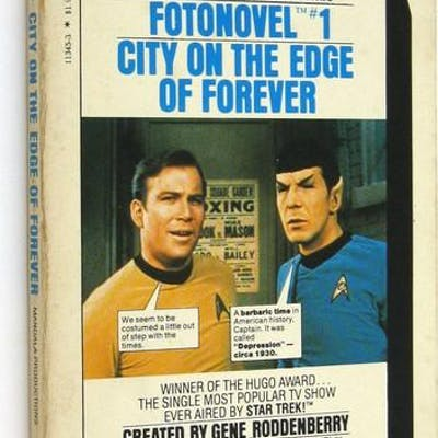 The City on the Edge of Forever ELLISON, Harlan Science