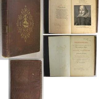 The First Collected Edition of the Dramatic Works SHAKESPEARE, William Drama