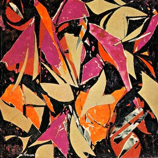 Lee Krasner: Collages and Works on Paper 1933-1974 Roy...