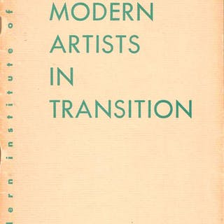 Modern Artists in Transition: Opening Exhibition of the...