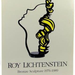Roy Lichtenstein: Bronze Sculpture 1976-1989 Tuten, Frederic Art