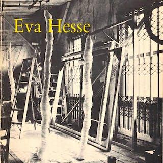 Eva Hesse: A Memorial Exhibition Pincus-Witten, Robert Exhibition Catalogs