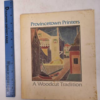 Provincetown Printers: A Woodcut Tradition Flint