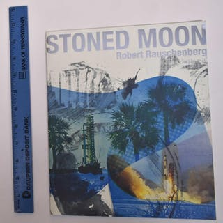 Stoned Moon: Robert Rauschenberg Babington, Jaklyn American Artists