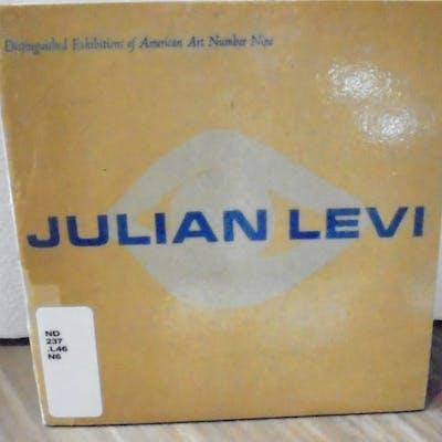 Julian Levi New Paintings Coates, Robert M. American Artists