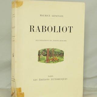 Raboliot - GENEVOIX (Maurice)