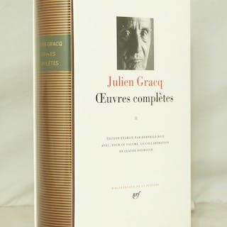 Oeuvres complètes. Tome 2. - GRACQ (Julien)