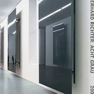 Gerhard Richter: Acht Grau - Handsiginiert Richter