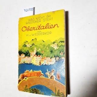Das Buch von Oberitalien