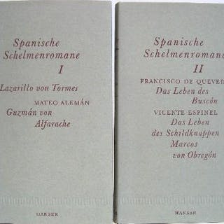 Spanische Schelmenromane