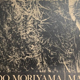 Moriyama, Daido. Mayfly.   Fotografie monographisch