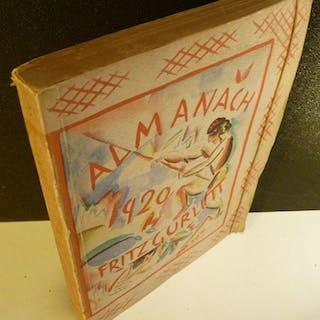 Almanach auf des Jahr 1920