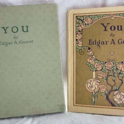YOU, HC in box Guest, Edgar A. Misc, Non-Animal Books