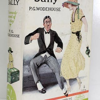 The Adventure of Sally P G Wodehouse