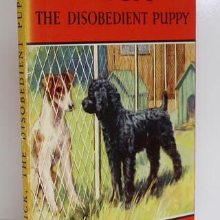 Mick The Disobedient Puppy Noel Barr