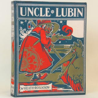 The Adventures of Uncle Lubin Robinson