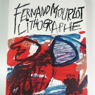 Fernand Mourlot lithographe