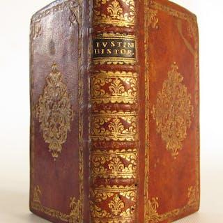 Iustini ex Trogi Pompeii historiis externis libri...