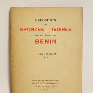 Exposition de bronzes et ivoires du royaume du Bénin