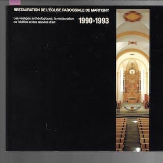 Restauration de l'église paroissiale de Martigny
