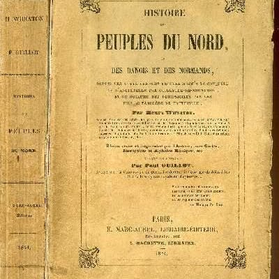 Histoire des peuples du Nord ou des Danois et des...