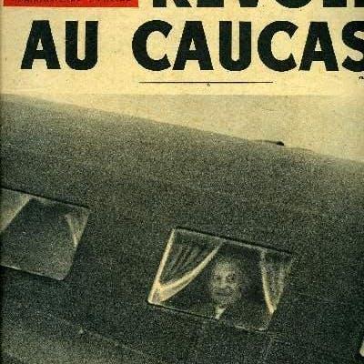 La semaine n° 143 - Caucase - Pour la première fois...