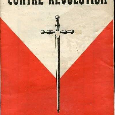 Contre révolution - Devant l'Europe en armes Collectif GEOGRAPHIE