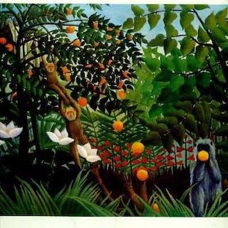 Henri Rousseau Jean Bouret LES ARTS