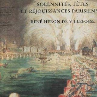 Nouvelle histoire de Paris - Solennités