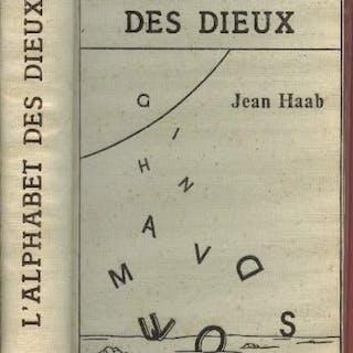 L'alphabet des Dieux Haab Jean RELIGION