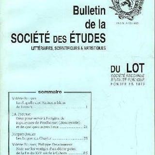 Bulletin de la société des études littéraires
