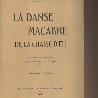 La danse macabre de la chaise-dieu Brunereau Aimé LETTRES)