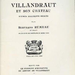 Clément C - Villandraut et son château Rumeau Bertrand GEOGRAPHIE