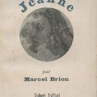 La Reine Jeanne Brion Marcel GEOGRAPHIE