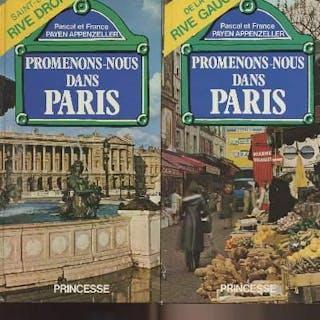 Promenons-nous dans Paris - Ile de la cité Rive Gauche