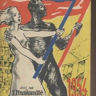 Almanach ouvrier-paysan 1954 Collectif GENERALITES