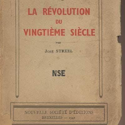 La révolution du vingtième siècle Streel José GEOGRAPHIE