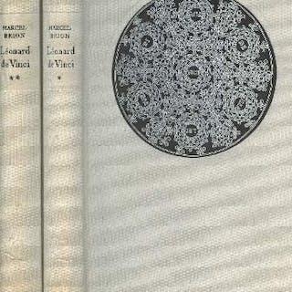 Léonard De Vinci - Tome 1 & 2 (2 Volumes) Brion Marcel GEOGRAPHIE