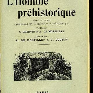 L'homme préhistorique n° 5-6 - Inventaire des monuments...