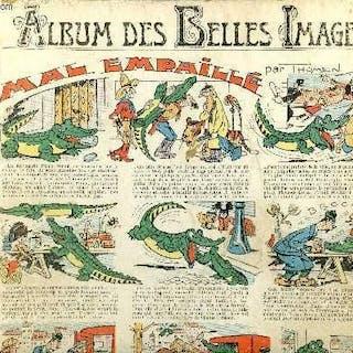Les belles images - album - n°1446 à 1497 - du 2 juin...