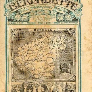 Bernadette - Hebdomadaire n° 263 - 11 mars 1928 - Le...