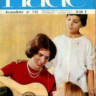 Nade (Bernadette) - du 5 janvier au 27 décembre 1964...