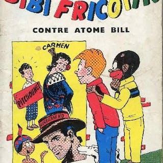 Jeunesse Joyeuse - numéro spécial - Bibi Fricotin contre...