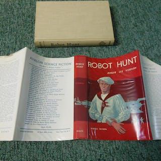 Robot Hunt Roger Lee Vernon Science Fiction