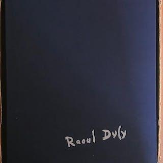 LES CÔTES NORMANDES illustrations de Raoul Dufy Saint-Pierre