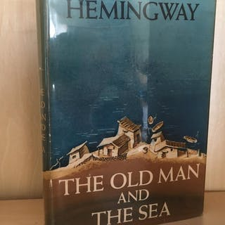 The Old Man And The Sea Hemingway, Ernest