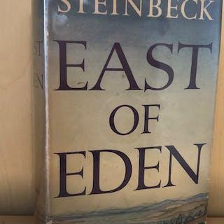 East Of Eden Steinbeck, John Literature,Modern First Edition