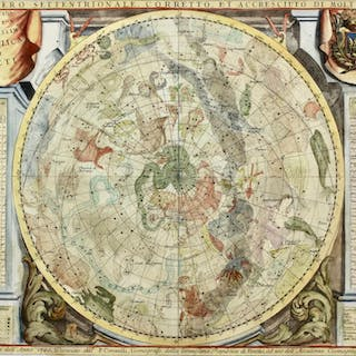 A mapp or generall carte of the world designed in two...