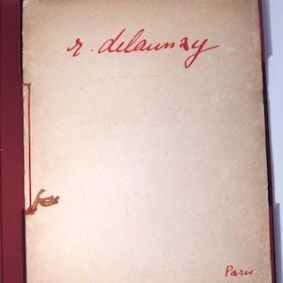 Les Fenêtres APOLLINAIRE (Guillaume), DELAUNAY (Robert)
