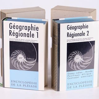 Géographie régionale 1 - 2